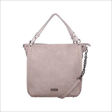 Ladies Khaki Tote Bag