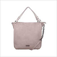 Ladies Khaki Tote Bag