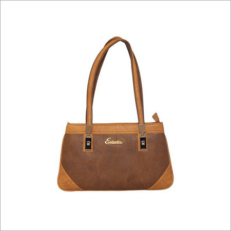 Ladies Camel Tan Handbags