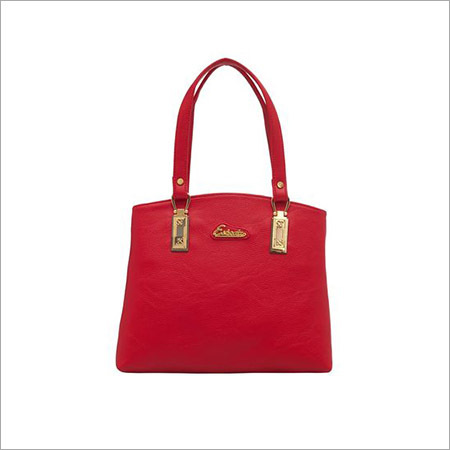 Ladies Red Handbags