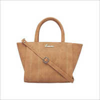 Ladies Beige Handbags
