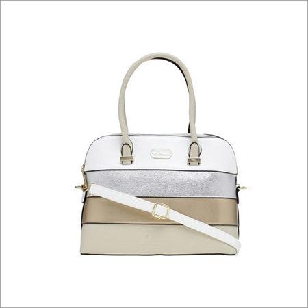 Ladies White Handbags