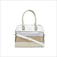 Ladies White Handbags