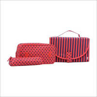 Hanging Red Organiser Kit