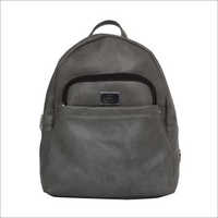 Ladies Blackish Grey Backpack