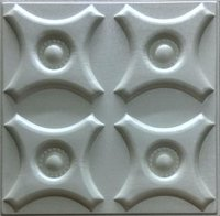 Silfra Leather Panel Pearl White