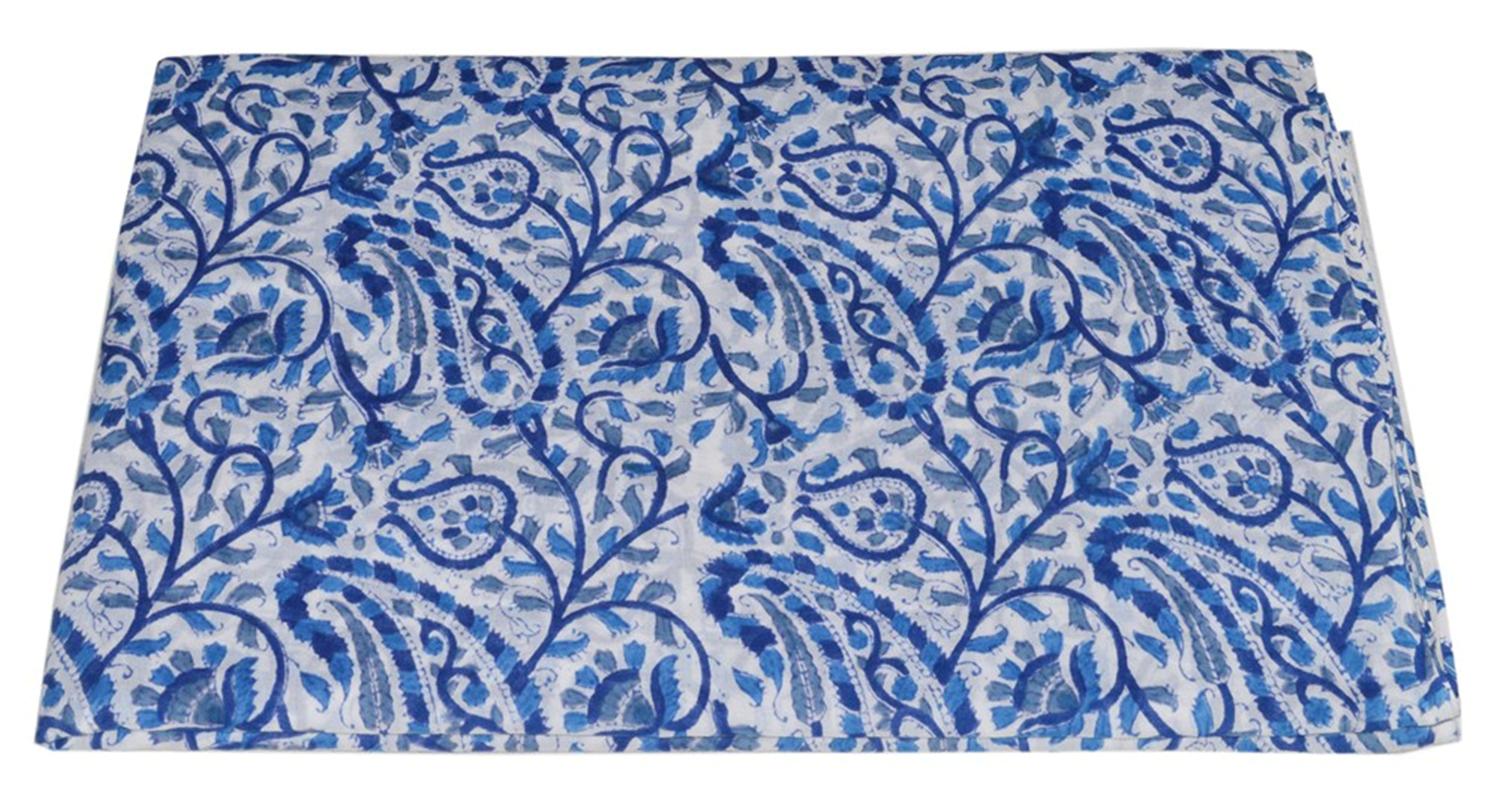 Flower Print Pure Cotton Fabric