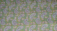 Flower Print Pure Cotton Fabric