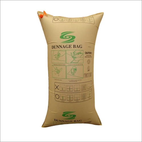 Printed Air Dunnage Bag
