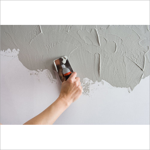 White Wall Coating