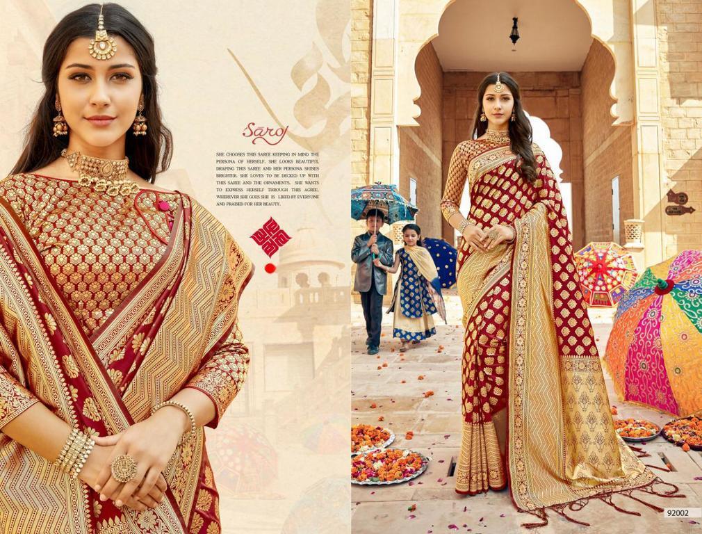 Pure Banarasi Silk Sarees