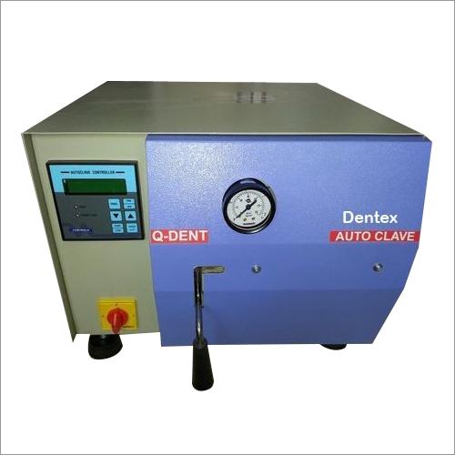 Q-Dent Autoclave Machine