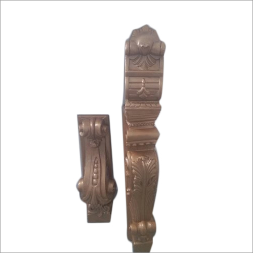 Decorative Fiber Pillar