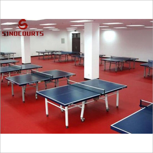 (ITTF certificated)Table Tennis PVC Sport Flooring