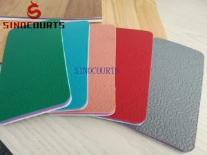 8mm thickness Leisure Sport Multipurpose Portable Court