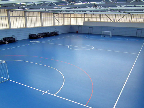 PVC Sports Flooring for Competition Sport Court