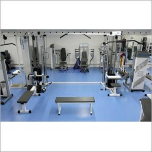 Multi-Functional PVC Sports Flooring