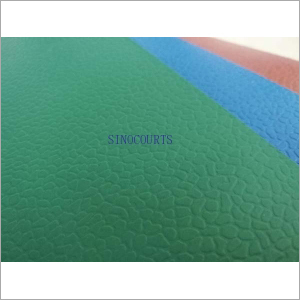 Outdoor PVC Sport Courts