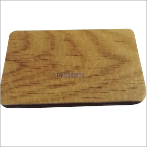Wooden Texture Outdoor Multi Functional PVC Sports Flooring