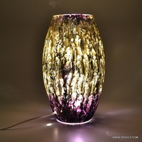 Mercury Antique Glass Table Lamp Mercury Table Lamp