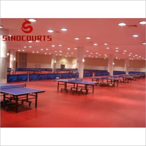 (ITTF certificated)Table Tennis PVC Sport Flooring