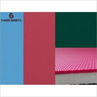 Table Tennis PVC Sport Flooring