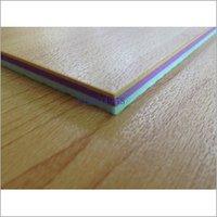 8mm Indoor PVC Wood Sport Flooring