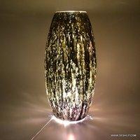 Mercury Antique Glass Table Lamp