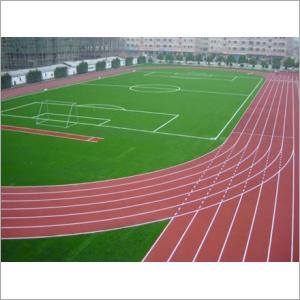 Outdoor Running Track Flooring
