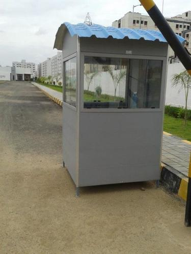 Sintex Pvc Security Cabin