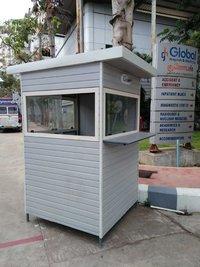 Sintex Pvc Security Cabin