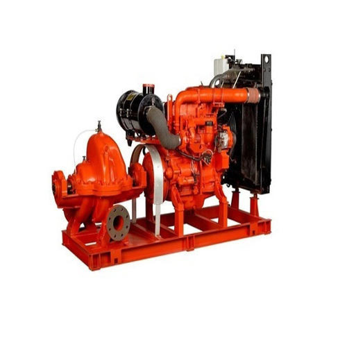 FIRE FIGHTING PUMPS SET
