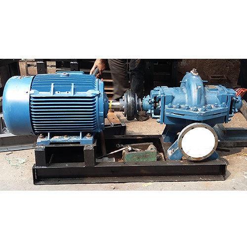 Coupled Motor Set