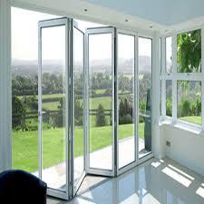 UPVC Folding Windows