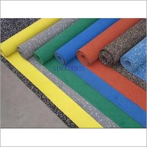 Rubber Rolling Mat