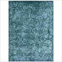 100 Percent Viscose Embossed Carpet