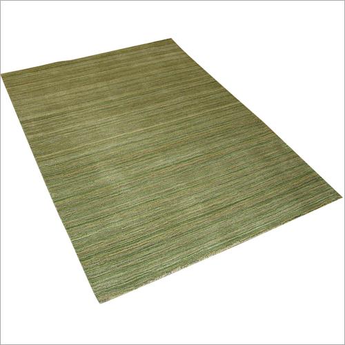 Handloom Woolen Strip Rugs