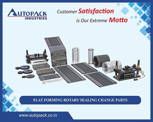 Blister Rotary Sealing Change Parts