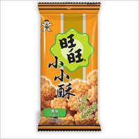 Golden Rice Crackers