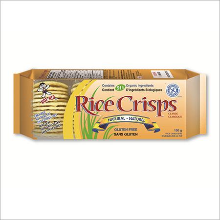 Rice Crisps