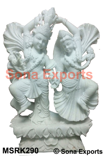 Marble Radha Krishna Statues Exporter Manufacturer Supplier