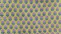 100%cotton hand block print fabric