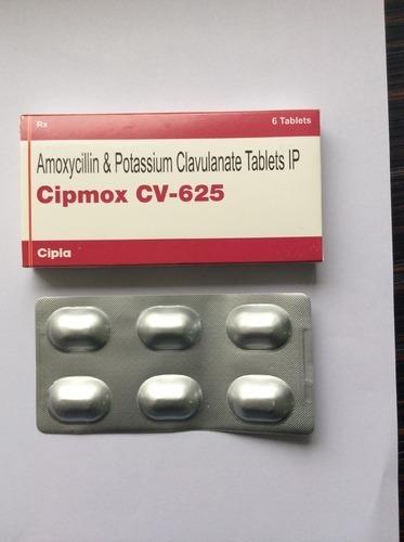 Amoxycillin and Potassium Clavulante Tablets IP