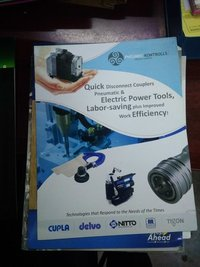 Electric power tools.