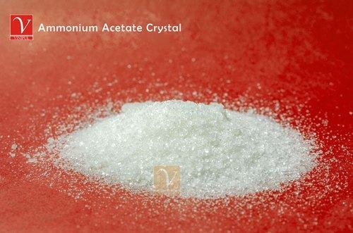 Ammonium Acetate Crystal