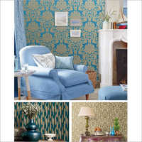Home Interior Decorative PVC Wallpaper