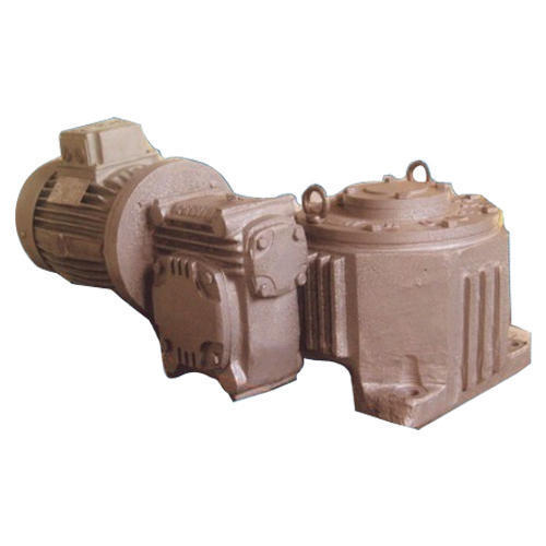 Two Stage Worm Gear Reducer