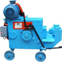 Mechanical Rebar Cutting Machine