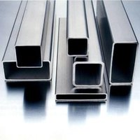 stainless Steel Rectangular Pipe