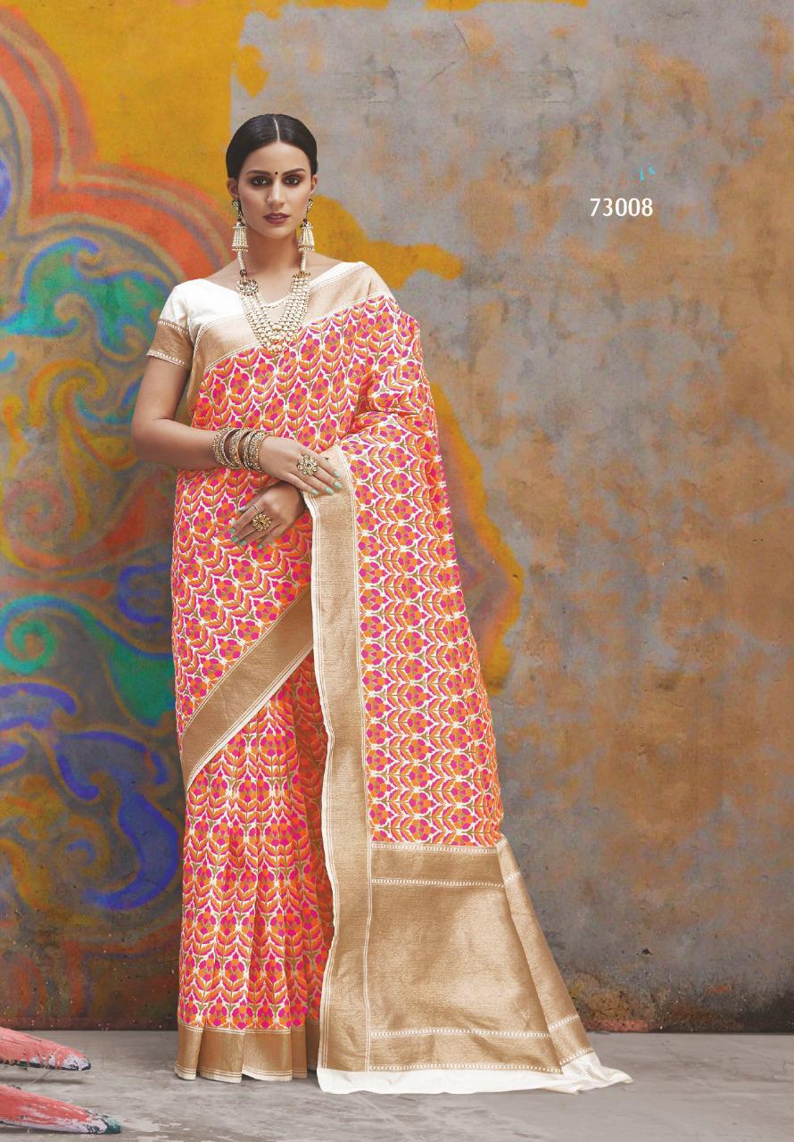 New Style Silk Saree